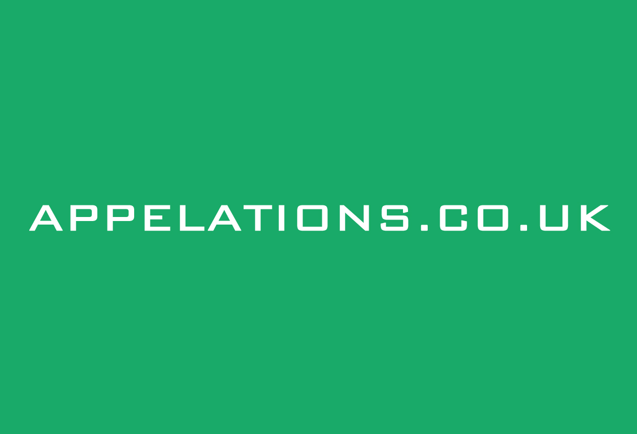appelations.co.uk domain for sale