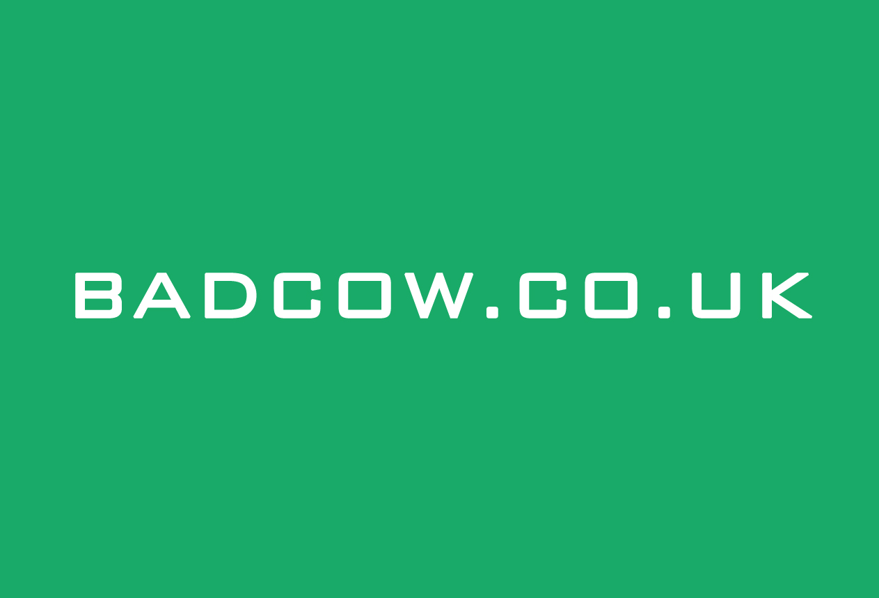 badcow.co.uk domain for sale