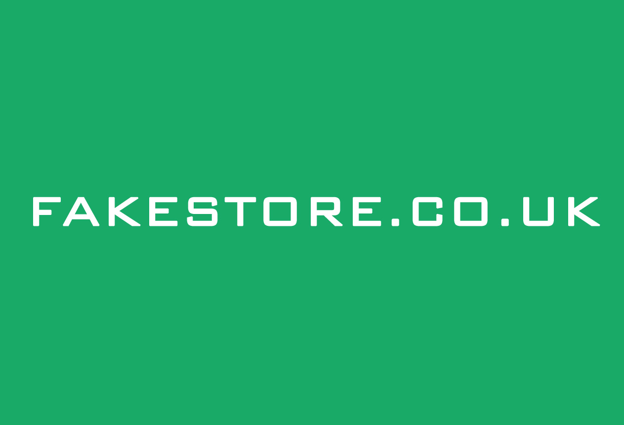 fakestore.co.uk domain for sale